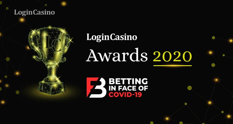 Betting in face of COVID-19 – номинант Login Casino Awards 2020