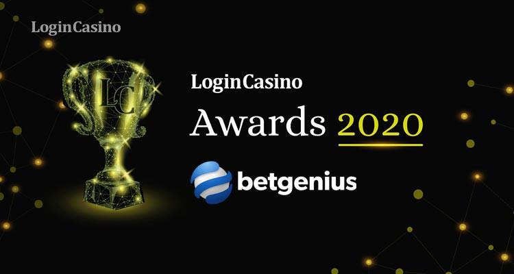Участник голосования Login Casino Awards – букмекерский провайдер Betgenius