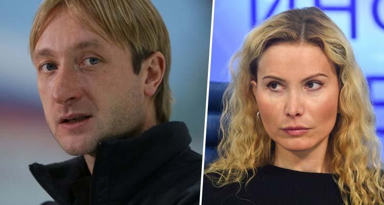 Слуцкая вспомнила нападки и с ее стороны в адрес своего конкурента