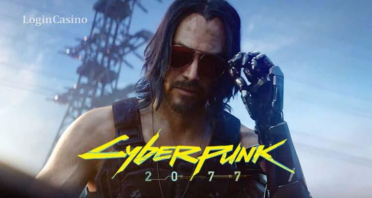 Вселенная Cyberpunk 2077 основана на истории Киану Ривза