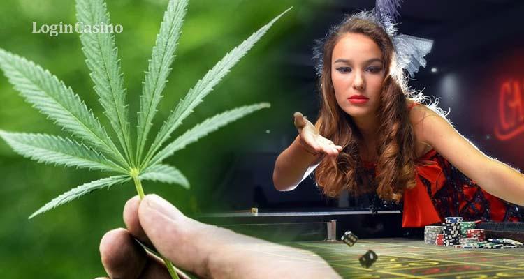 Легализация марихуаны – новая перспектива для казино-сектора Нью-Джерси