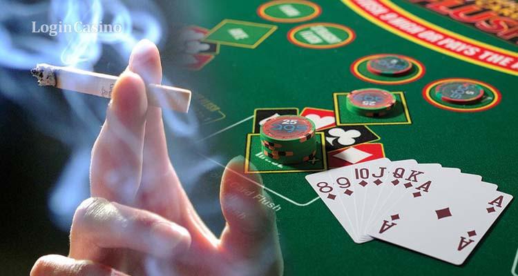 Запрет курения не повлиял на доходы казино США – ANR