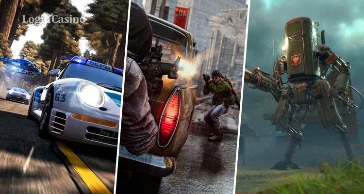 Гонки, шутер и стратегия – обзор трех главных игр 2020 года на ПК