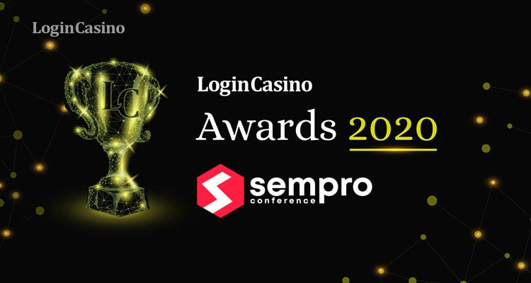 Конференция Sempro – номинант Login Casino Awards 2020