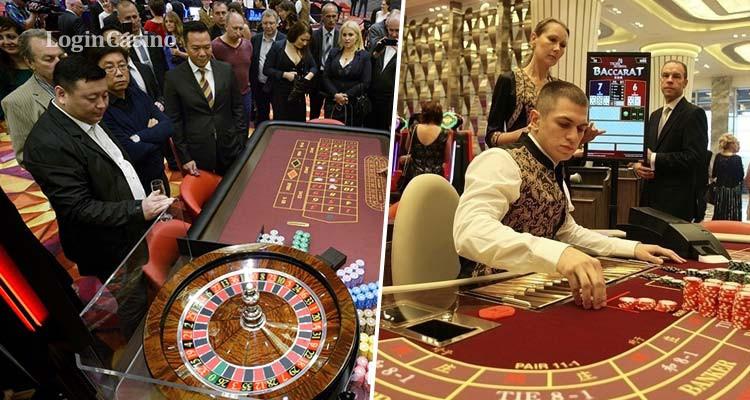 Российское казино занимает ведущие позиции в своей нише