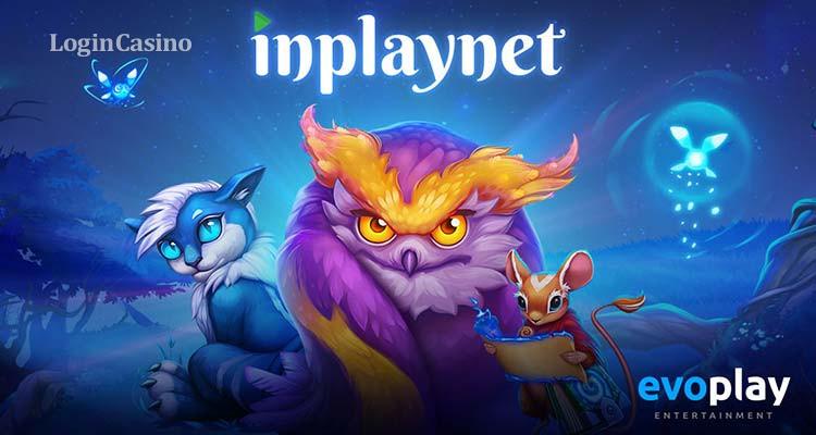 На европейском игорном рынке новое партнерство: Evoplay Entertainment подписала договор с InPlayNet