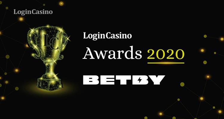 BETBY – номинант Login Casino Awards 2020