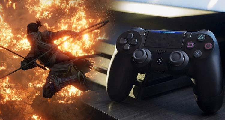 Показатели продаж продуктов для PlayStation 4 за первые два квартала выросли на 80%