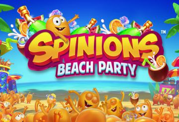 Обзор слота Spinions: Beach Party от Quickspin
