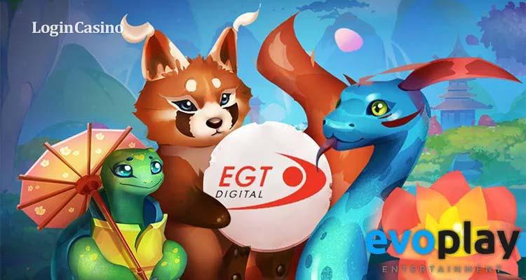 Evoplay Entertainment и EGT Digital стали партнерами: что ожидать зарубежным игрокам?
