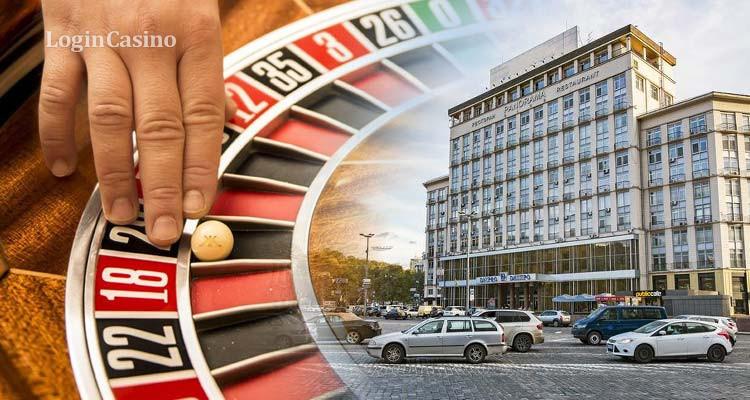 Вместо киберотеля в центе Украины будет казино «Днепр»