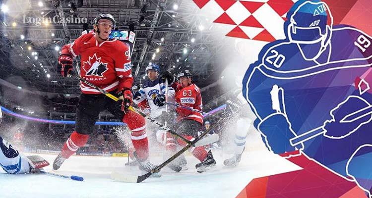 Официальным спонсором Международной федерации хоккея стал российский букмекер