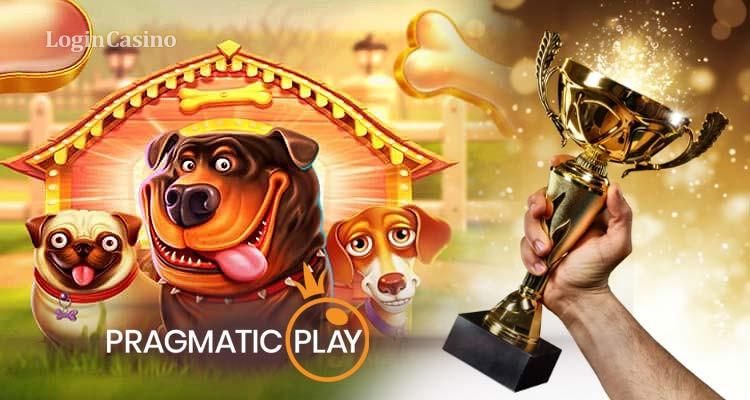 Лучший дизайн слота по версии Login Casino Awards 2020 – The Dog House Megaways
