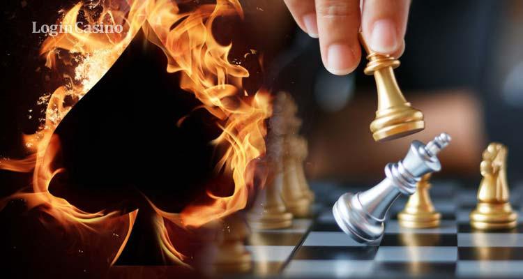 В Украине создали коллаборацию покера и шахмат