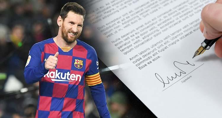 Лионель Месси, вероятнее всего, этим летом покинет «Барселону»