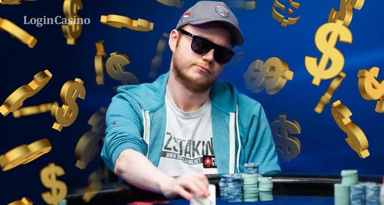 Конора Бересфорда признали лучшим игроком 2020 года в онлайн-покер