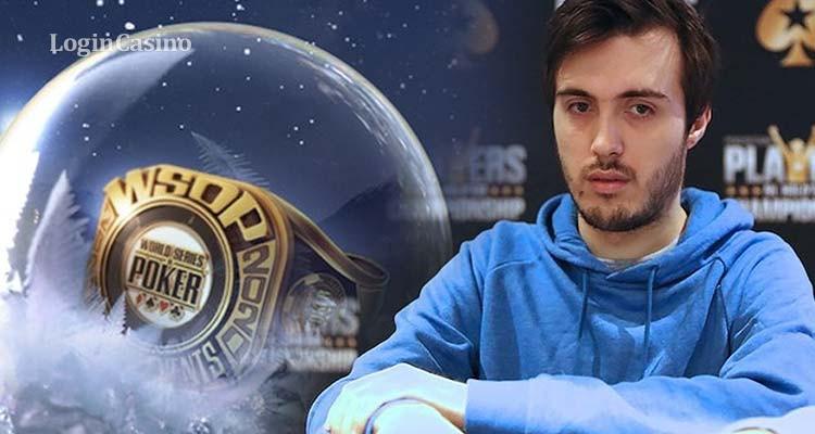 Литовец Паулис Плаусинайтис выиграл Main Event WSOP Winter