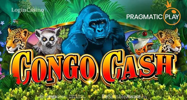Обзор нового слота Congo Cash о диких джунглях для зарубежных игроков