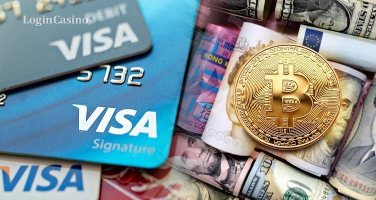 Visa, одна из платежных систем, запустит сервис для покупки криптовалюты клиентами банков