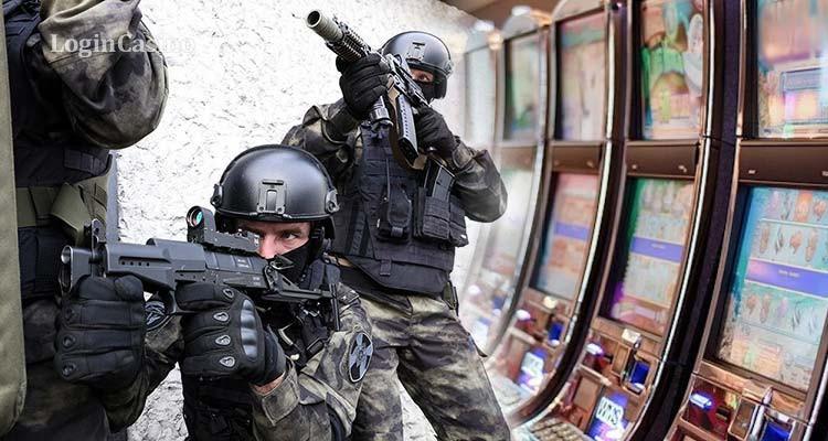 Правоохранители информируют о ситуации с ликвидацией подпольных казино и букмекеров