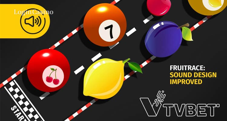 Саунд-дизайн лайв-игры «ФрутРейс» от TVBET для зарубежного рынка – обзор