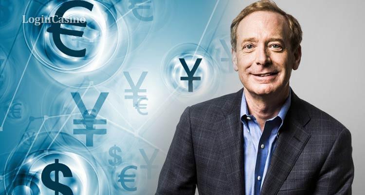 Выпускать криптовалюту должны исключительно государства — президент Microsoft