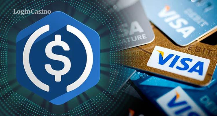 Платежная система Visa запускает расчеты в криптовалюте