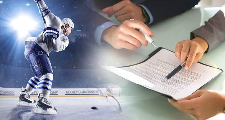 в обязательном порядке будут пересмотрены контракты со спортивными лигами и командами
