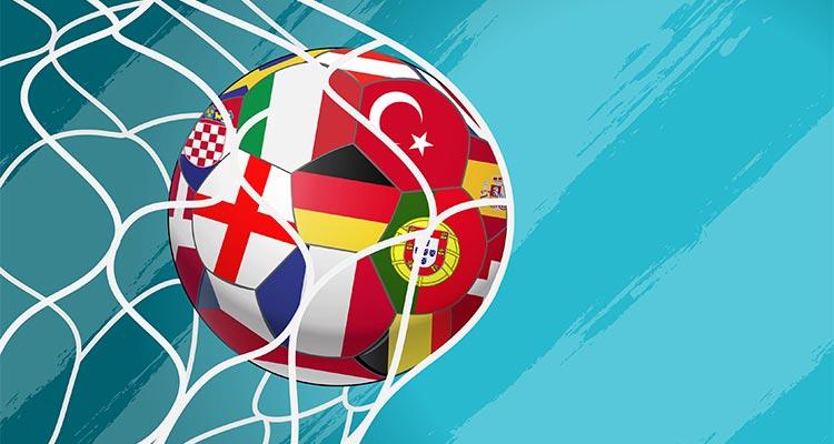 Участники Евро 2020 по футболу