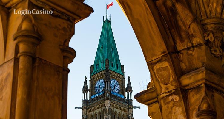 Парламент Канады закон про ставки принял — очередь за Королевой