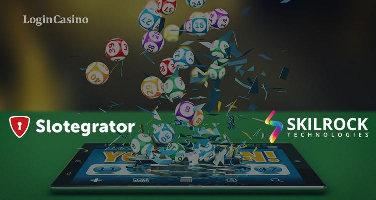Slotegrator расширяет свое предложение благодаря партнерству со Skilrock