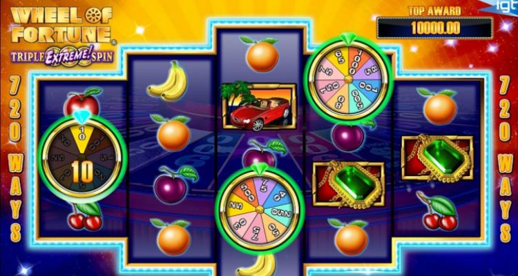 Wheel of Fortune On Tour от IGT появилась на Betfred Games