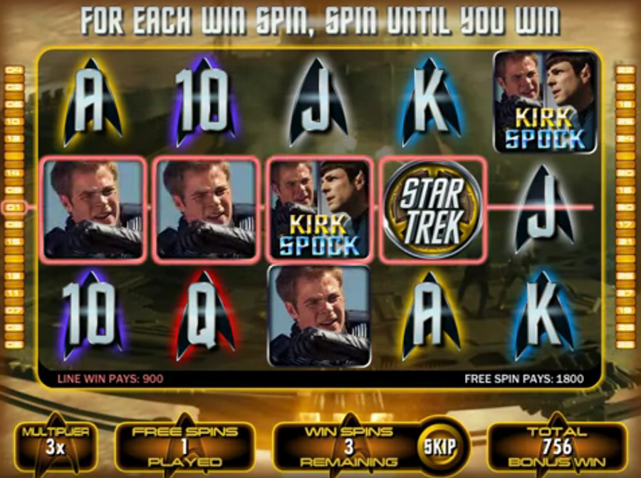IGT - Star Trek