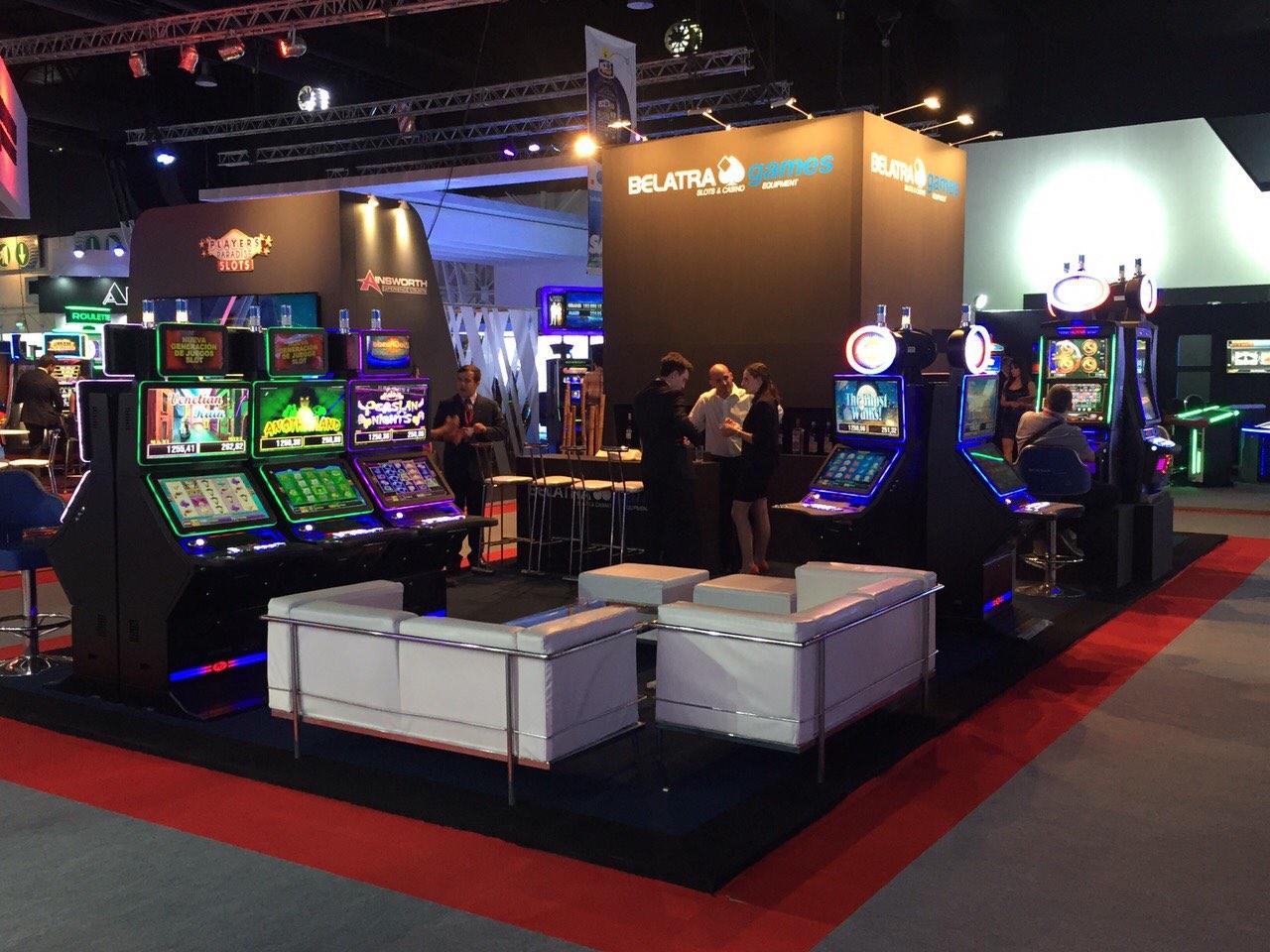 Игровые автоматы BELATRA