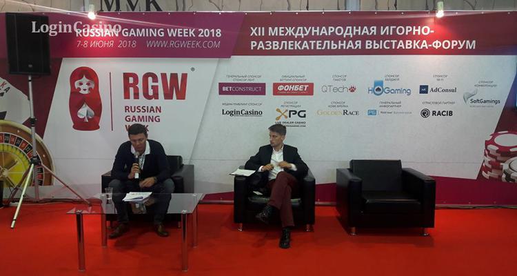 Влад Хвецкович на RGW