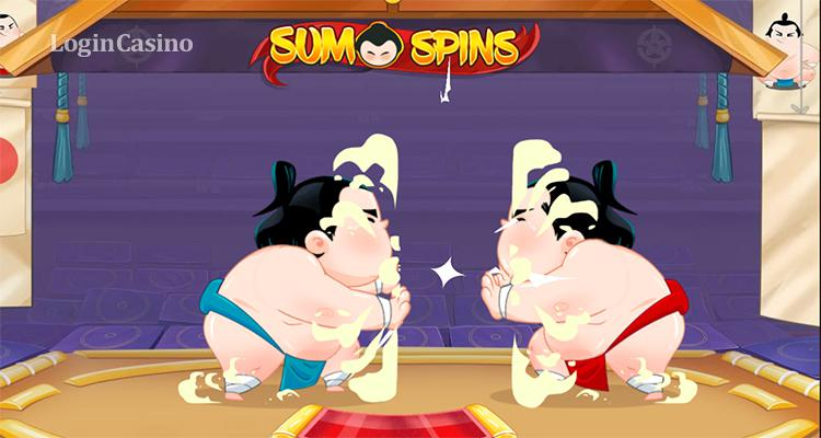 Sumo Spins от Red Tiger