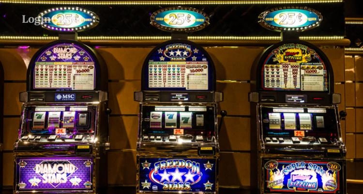 Разрешены игровые автоматы